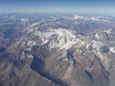 Cordilheira dos Andes, Bolívia