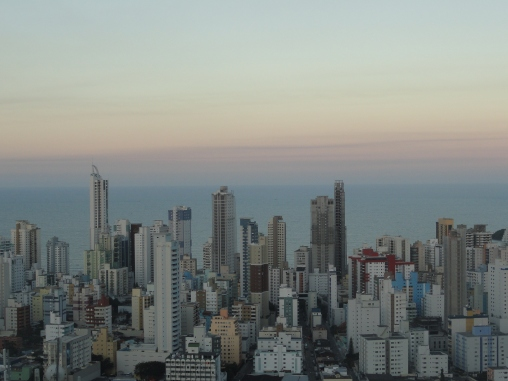 Balneário Camboriú, Brasil.