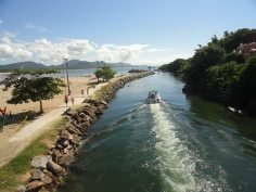 Barra da Lagoa, Brasil.
