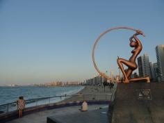 Fortaleza, Brasil.