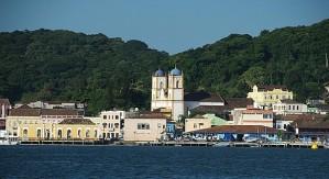 São Francisco do Sul, Brasil.