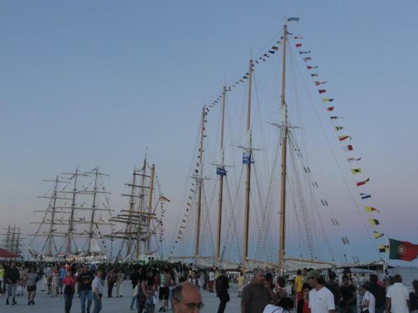 Alfama's quay