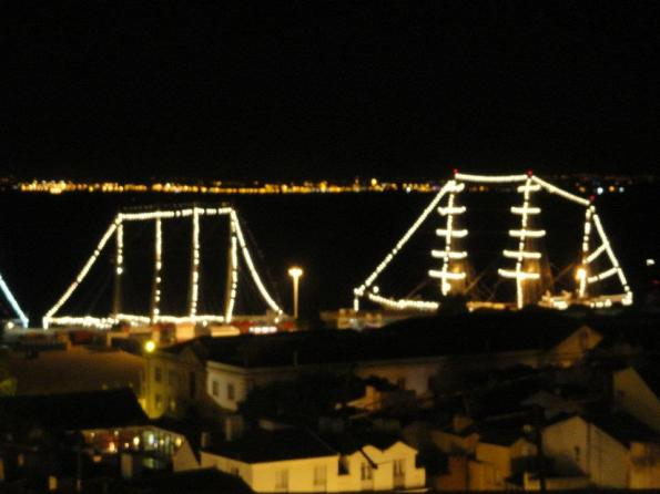 View from my apartment in Alfama (I rent it for short periods)