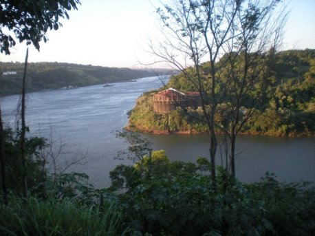 Paraguai, Brasil, Argentina