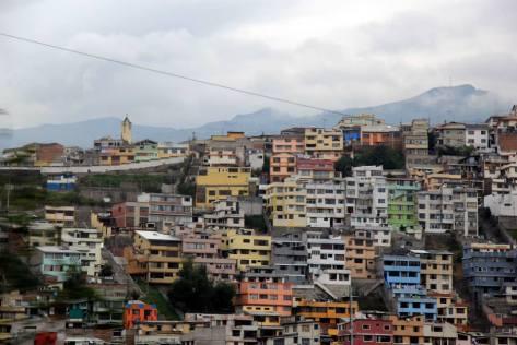 Quito, Equador.
