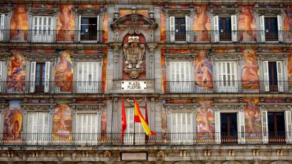 Madrid, Espanha.