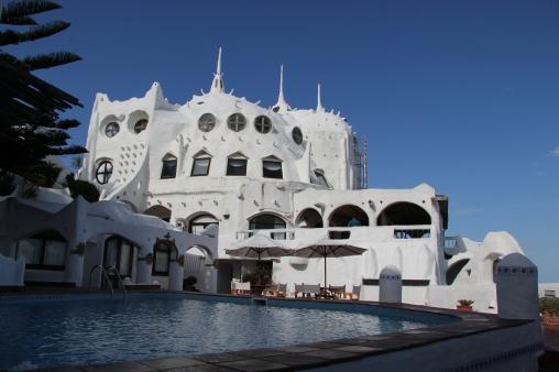 Casapueblo, Uruguai