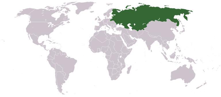 império russo