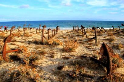 Praia do Barril, Portugal