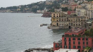 Nápoles, Itália.