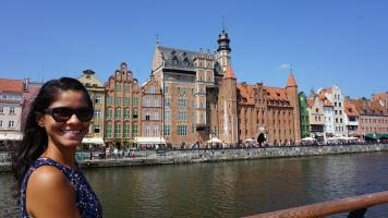 Gdansk, Polónia.