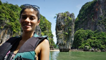 James Bond Island, Tailândia.