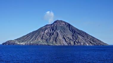 Ilha Stromboli, Mar Tirreno