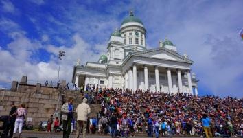 Helsínquia, Finlândia.