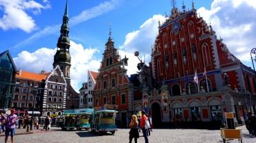 Riga, Letónia.