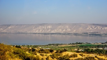 Mar da Galileia, Israel.