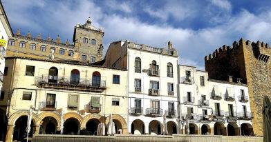 Cáceres, Espanha.