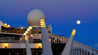 Navio MSC Divina, Oceano Atlântico