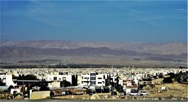 Aqaba, Jordânia.