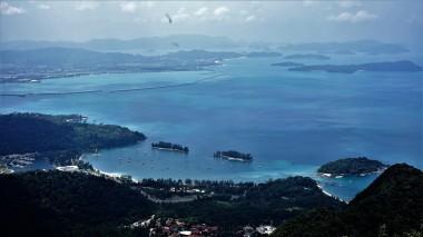 Langkawi, Malásia.