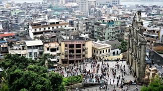 China, Macau.