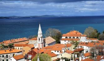 Zadar, Croácia.