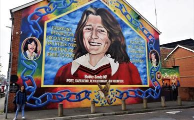 Belfast, Irlanda do Norte.