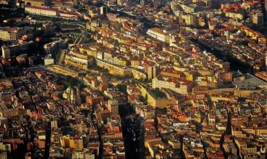 Cagliari, Sardenha.