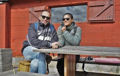 Isafjördur, Islândia.