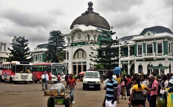 Maputo, Moçambique.
