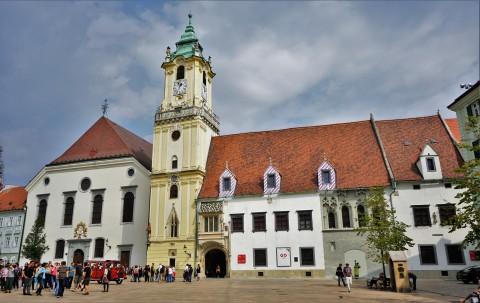 Bratislava, Eslováquia.