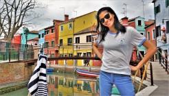Burano, Itália.