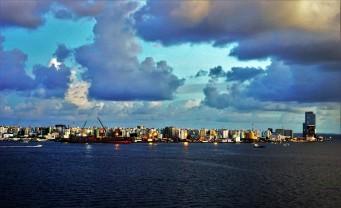 Malé, Maldivas.