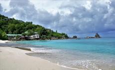 Anse du Soleil, Seychelles.