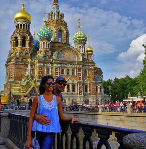 São Petersburgo, Rússia.