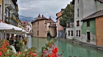 Annency, França.