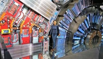 CERN, Suíça.